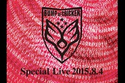 BUMP OF CHICKEN�@Special Live�@2015.8.4