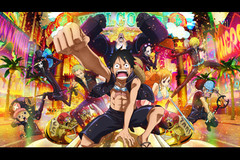 特別上映 ONE PIECE FILM GOLD 4DX2D